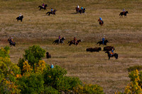 2011 CUSTER STATE PARK BUFFALO ROUNDUP - RIDERS 4